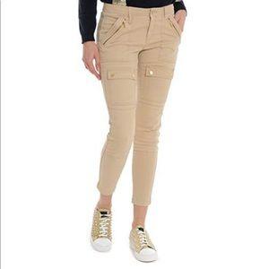 Michael Kors Cargo Skinny Jeans Denim